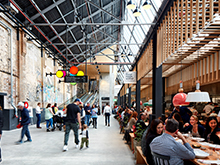 AIA Commendation for Commercial Architecture for Tramsheds