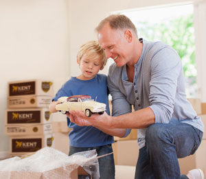 Tips and Tricks for Moving with Kids
